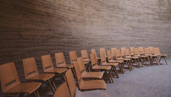 Chairs auditorium
