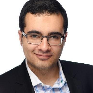 Mohammad Asadi Lari Headshot